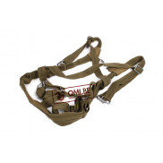 U.S. Airborne T-5 Parachute Harness (Normandy)