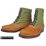 German DAK Tropical Low Boots