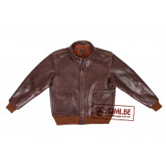Type A-2 Leather Flight Jacket (horsehide)