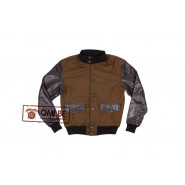 Type A-1 Flight Instructor Jacket (Wool / leather)
