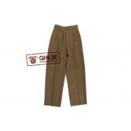 Mustard trousers (WAC)