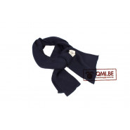 Wool scarf, blue (US Navy)