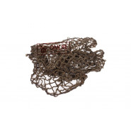 Helmet net with drawstring (Mk1 helmet) - Olive