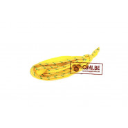 Garrison Cap Piping Cord, WAC Enlisted (yellow / green)