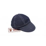 Baseball Cap (Blue Denim)