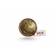 Button, Overcoat, Brass (29 mm)