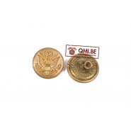 Button, Service Coat, Brass (23 mm)