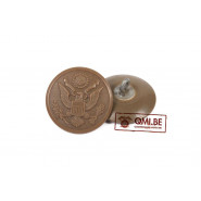 Button, US Eagle, Plastic (29 mm)