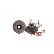 Tack Button, US Marine Corps (16 mm)
