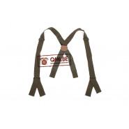 Suspenders, Trousers, OD (Model 2)