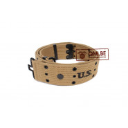 Pistol belt, M-1936 (Black eyelet)