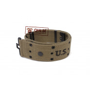 Pistol belt, M-1936, OD NO. 7 (Black eyelet)