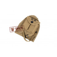 T-shovel cover with M1 Carbine ammo pouch