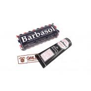 Barbasol beard softener for shaving