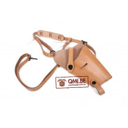 Leather shoulder holster M7, (Colt.45)
