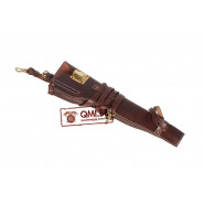 Leather scabbard, M1 Carbine