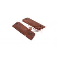 Wood grips (Colt.45 M1911)