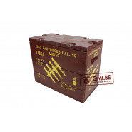 Wooden Ammo Crate (Cal..50 Linked T1ICA)