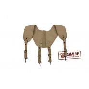 Suspender harness, Medic