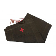 Canvas, Litter (stretcher), M.D. U.S. Navy