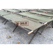 Canvas Folding bed (Used)