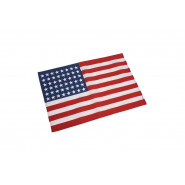 Flag U.S. 48 stars (29 x 43 cm)