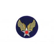 Patch, Army Air Force (Gold Bullion On Felt)