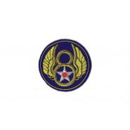Patch, 8th Air Force (Gold Bullion On Felt) Version 2