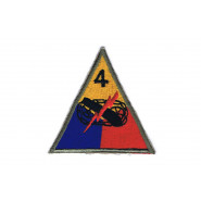 Patch, 4th Armored Division (Name Enough)