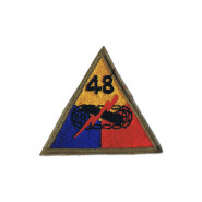 Patch, 48th Armored Division (Hurricane Division)