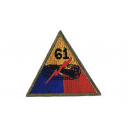 Patch, 61st Armored Division