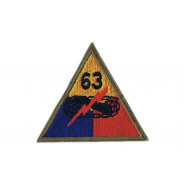 Patch, 63rd Armored Division