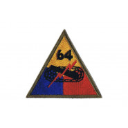 Patch, 64th Armored Division