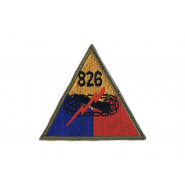 Patch, 826th Armored Division