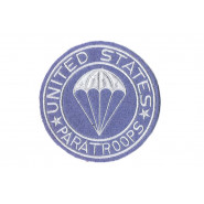 Pocket Patch, Airborne Infantry Paratroops