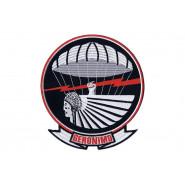 """Pocket Patch, 501st Parachute Infantry Regiment """"Geronimo"""""""
