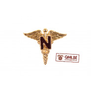 Collar pin, Nurse Officer