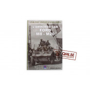 Book, L'Armored Car Ford M8 - M20