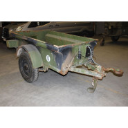 US WW2 Jeep Trailer (Ex. French Army)