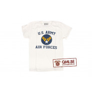 T-shirt, White, U.S. Army Air Force (2)