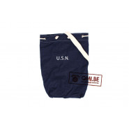 Duffel bag, U.S.N. Blue denim