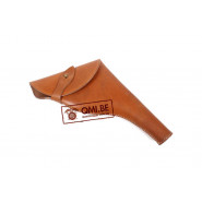 Holster for Webley.455 revolver (Leather)