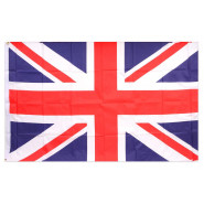 Union Jack - Flag, United Kingdom, Nylon (90cm x 155cm)