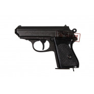 Non-firing replica German Waffen-SS PPK