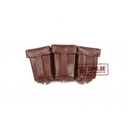 Pouch, Ammo, Mauser K98 (Brown leather)