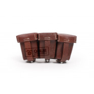 Pouch, Mauser G98 (Brown leather)