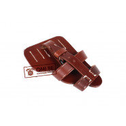 Leather Holster, Luger P08 (Fallschirmjäger) German Paratrooper