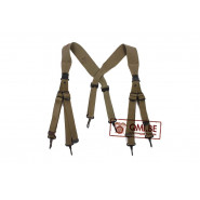 Suspenders M36, marked (original)