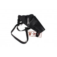M7 Shoulder Holster Colt.45, pilots (Black leather)