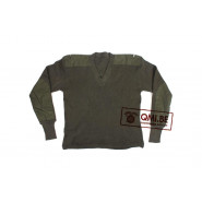 British WWII jungle green Jumper